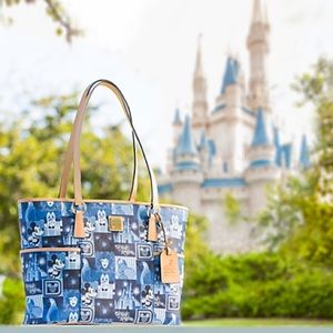Limited Edition!  Dooney & Bourke Disney 45th Tote